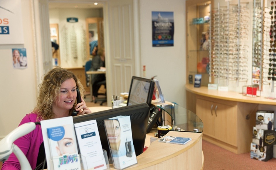 Experience Opticians