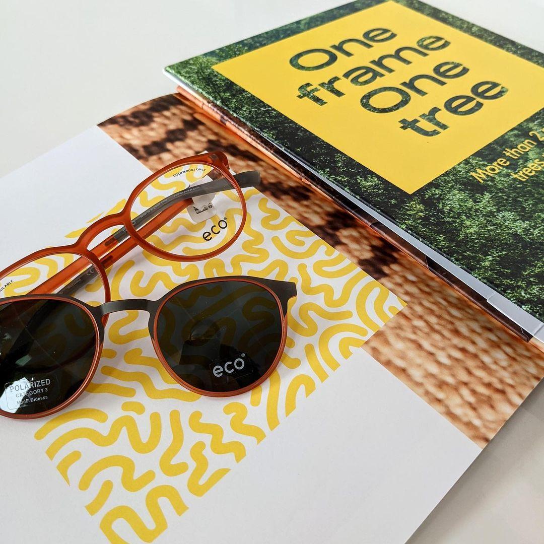 Eco Eyewear Plant A Tree