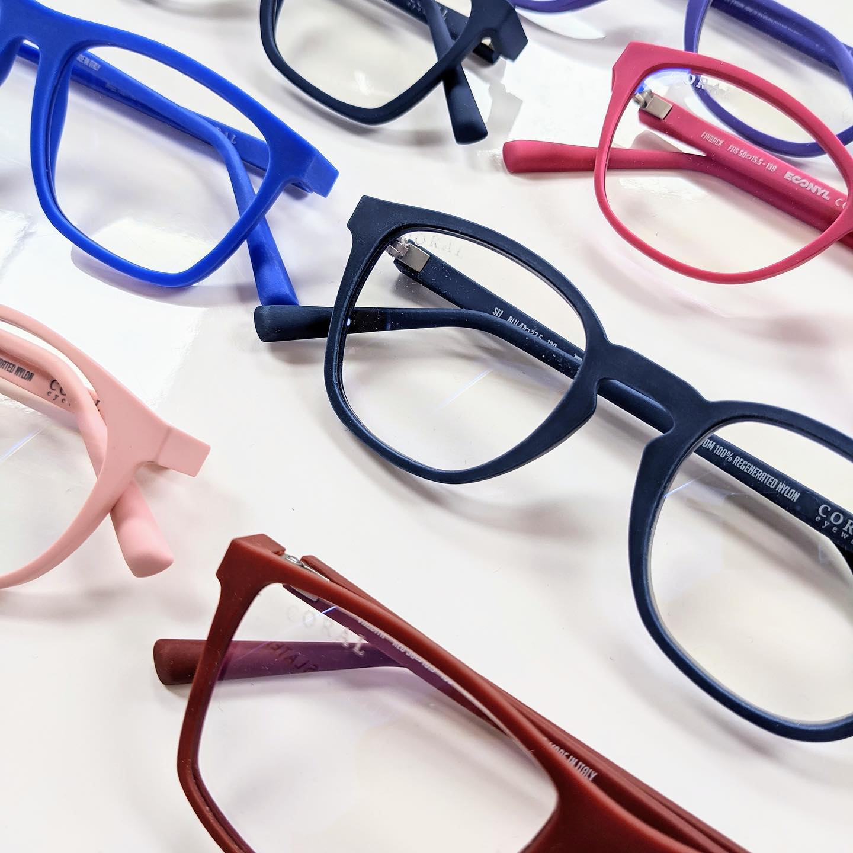 Coral Eyewear Frames